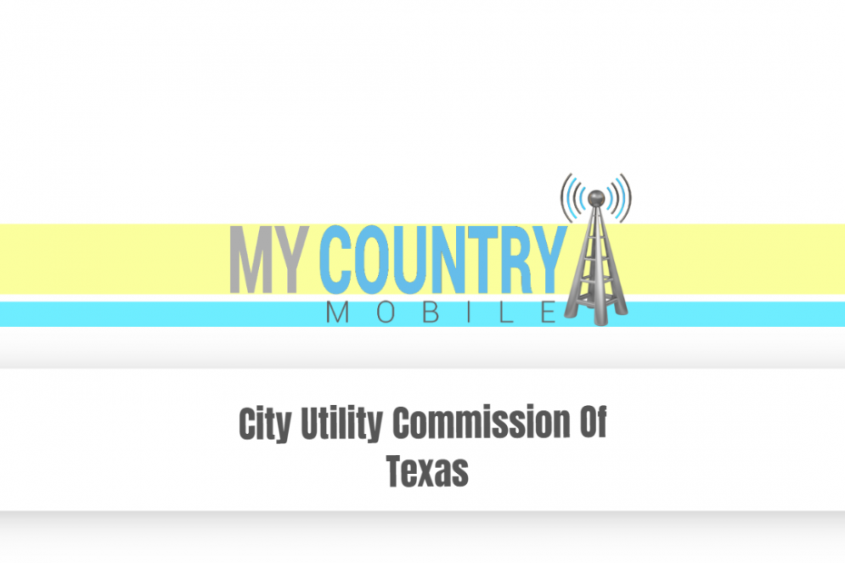 City Utility Commission Of Texas