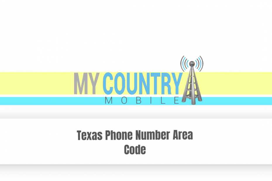 Texas Phone Number Area Code